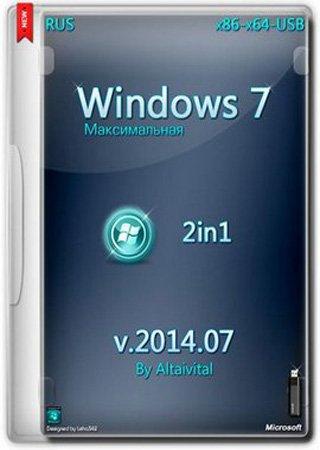 Windows 7 Максимальная 64 SP1