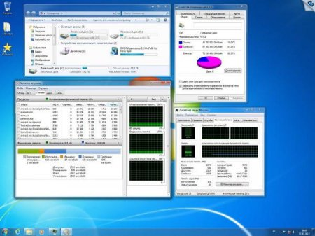Windows 7 SP1 x86/x64 Ru 4in1 Orig-Upd 10.2012 2DVD