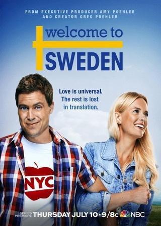 Добро пожаловать в Швецию (1 сезон)