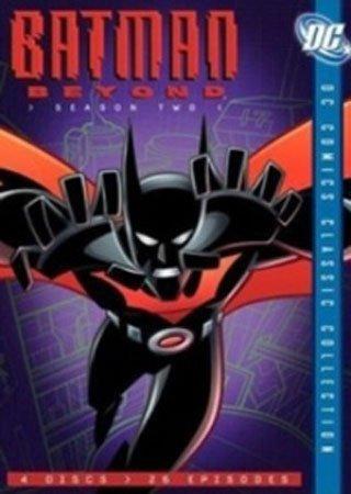 Бэтмен будущего (1, 2, 3 сезон)