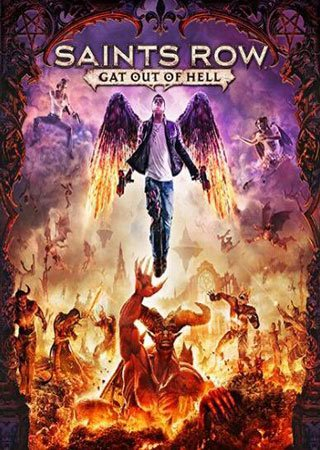 Saints Row 5: Gat Out of Hell