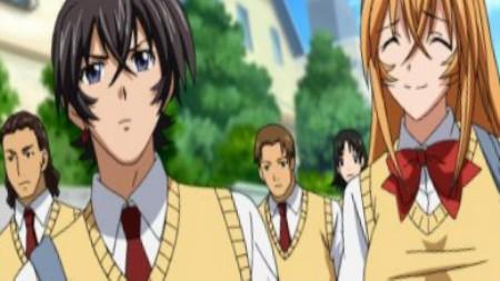 Школьные войны: Последний Палач (4 сезон)