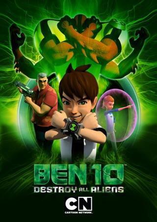 Бен 10 / Бен Тен: Крушение пришельцев