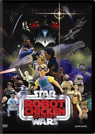 Робоцып: Звёздные войны, эпизод 2