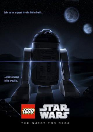 ЛЕГО Звездные войны: Поиск R2-D2