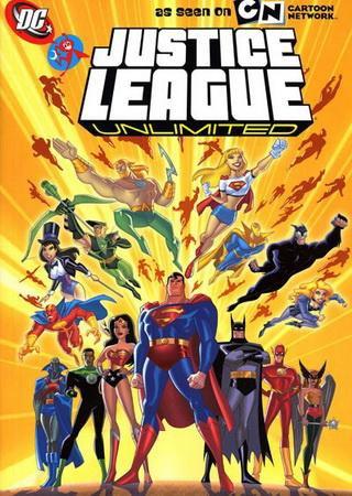 Лига справедливости: Без Границ (5 сезон)