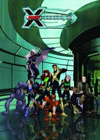 Люди Икс: Эволюция (1, 2, 3 сезон)