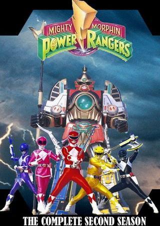 Могучие морфы – рейнджеры силы (2 сезон)