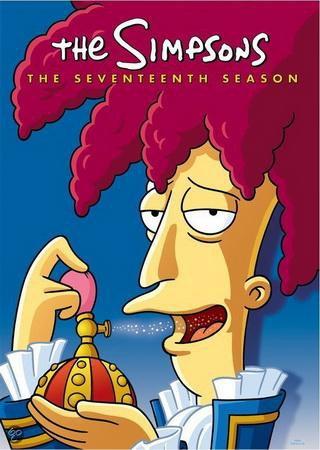 Симпсоны (17 сезон)