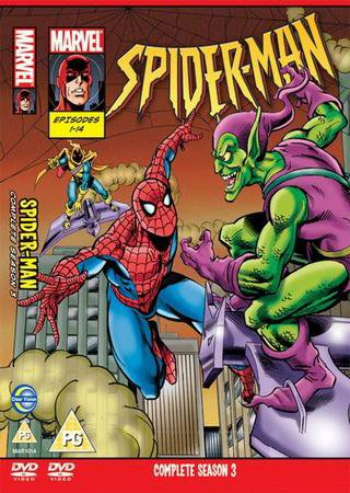 Человек-паук (3 сезон)