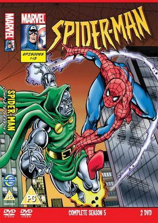 Человек-паук (5 сезон)