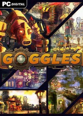 Goggles: World of Vaporia