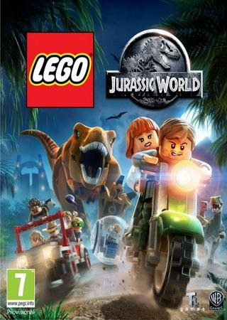LEGO: Мир Юрского периода