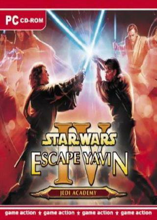 Star Wars Jedi Knight: Jedi Academy - Escape Yavin 4