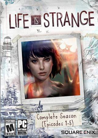 Life Is Strange. Episode 1-5