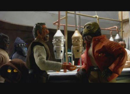 Робоцып: Звездные войны I