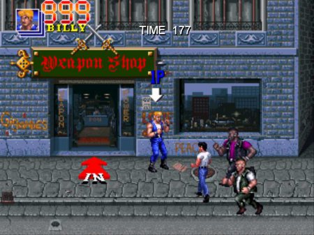 Double Dragon: Trilogy