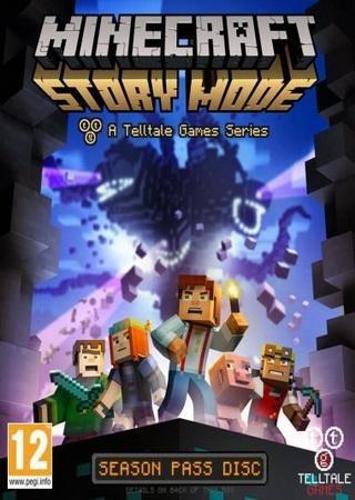 Minecraft: Story Mode - A Telltale Games Series. Episode 1-4