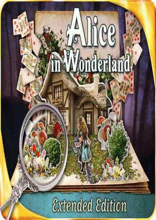 Алиса в стране чудес HD