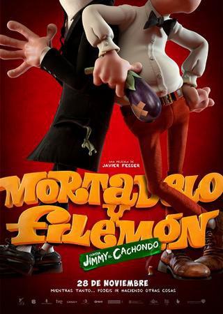 Мортадело и Филимон против Джимми Торчка