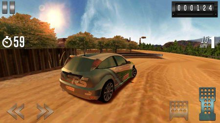 Rally Racer Drift