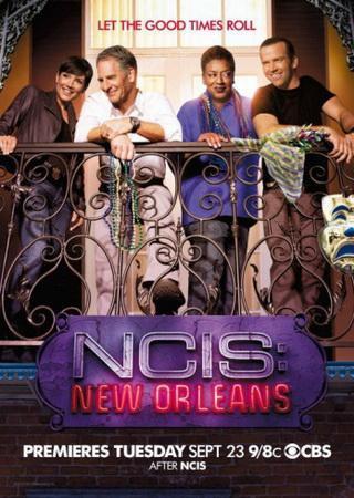 Морская полиция: Новый Орлеан (1 сезон)