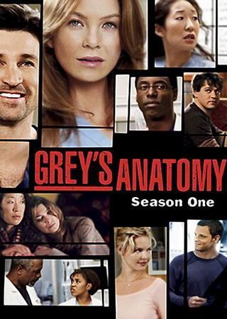 Анатомия страсти (1 сезон)
