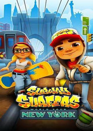 Subway Surfers: World Tour - New York