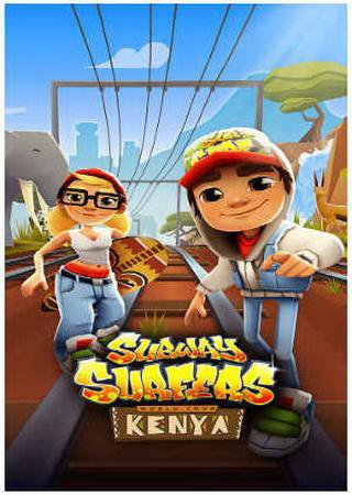 Subway Surfers: World Tour Kenya