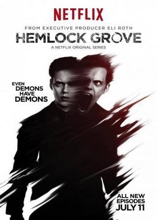 Хемлок Гроув (2 сезон)