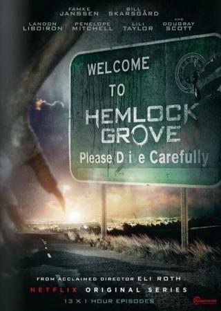 Хемлок Гроув (1 сезон)