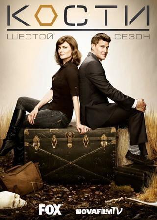 Кости (6 сезон)