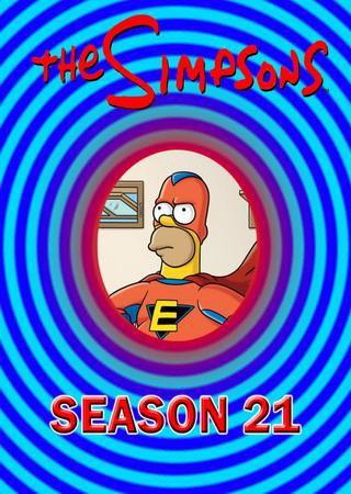 Симпсоны (21 сезон)