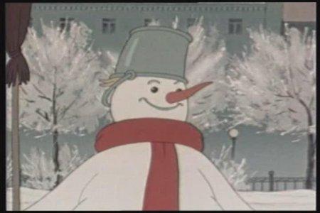 Снеговик-почтовик. Новогодняя сказка