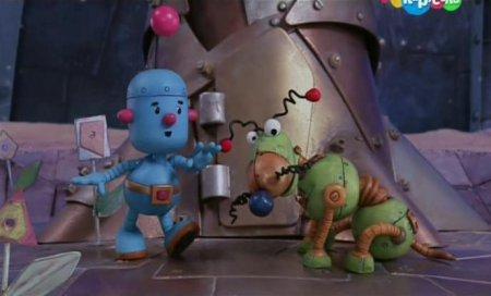 Маленькие роботы (1 сезон)