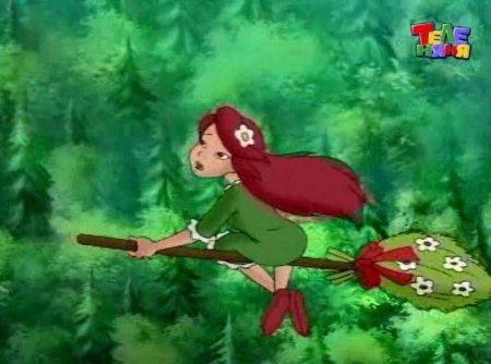 Биби - маленькая колдунья (1 сезон)