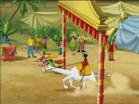 Биби - маленькая колдунья (3 сезон)