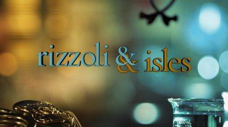 Риццоли и Айлс (4 сезон)