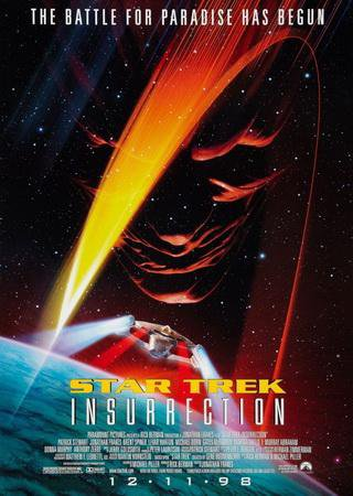 Звездный путь 9: Восстание