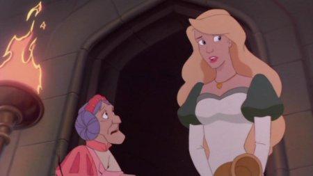 Принцесса-лебедь 2: Тайна замка