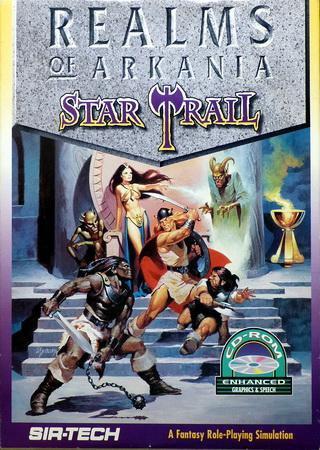 Realms of Arkania II: Star Trail