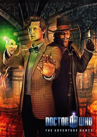 Doctor Who Episode 5 - The Gunpowder Plot