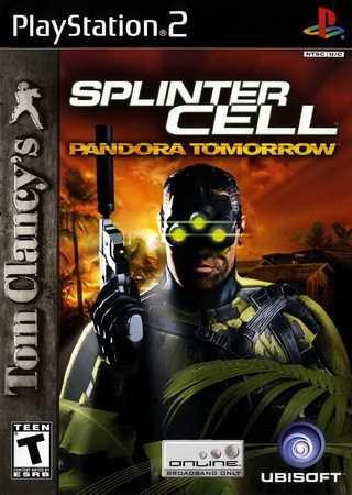 Splinter Cell Pandora Tomorrow HD
