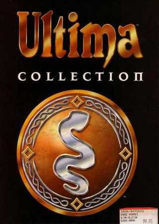 Ultima 4+5+6+7:The Complete Edition