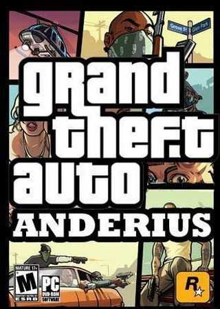 GTA: Alien City Anderius