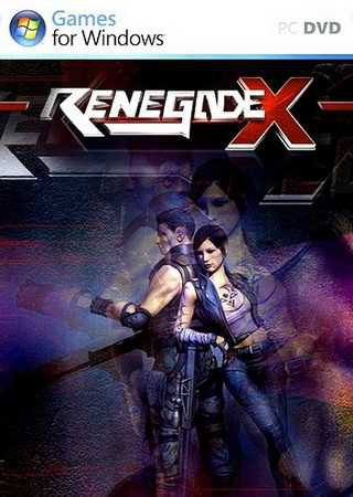 Renegade X.Black Dawn