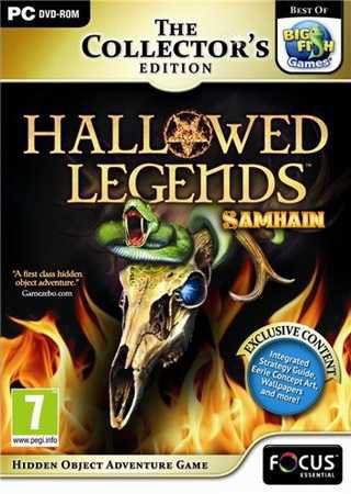 Hallowed Legends: Samhain CE