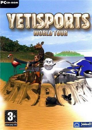 Yetisports. Кругосветный пингвин