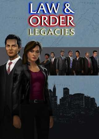 Law & Order: Legacies. Episode 1 to 7