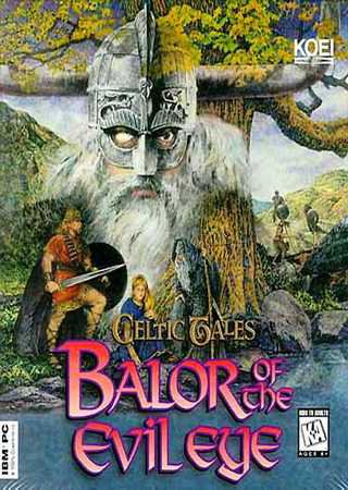 Celtic Tales - Balor of the Evil Eye